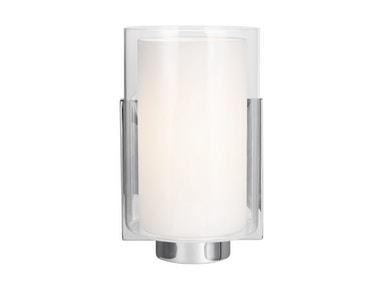 Murray Feiss 1 - Light Wall Sconce VS22601CH