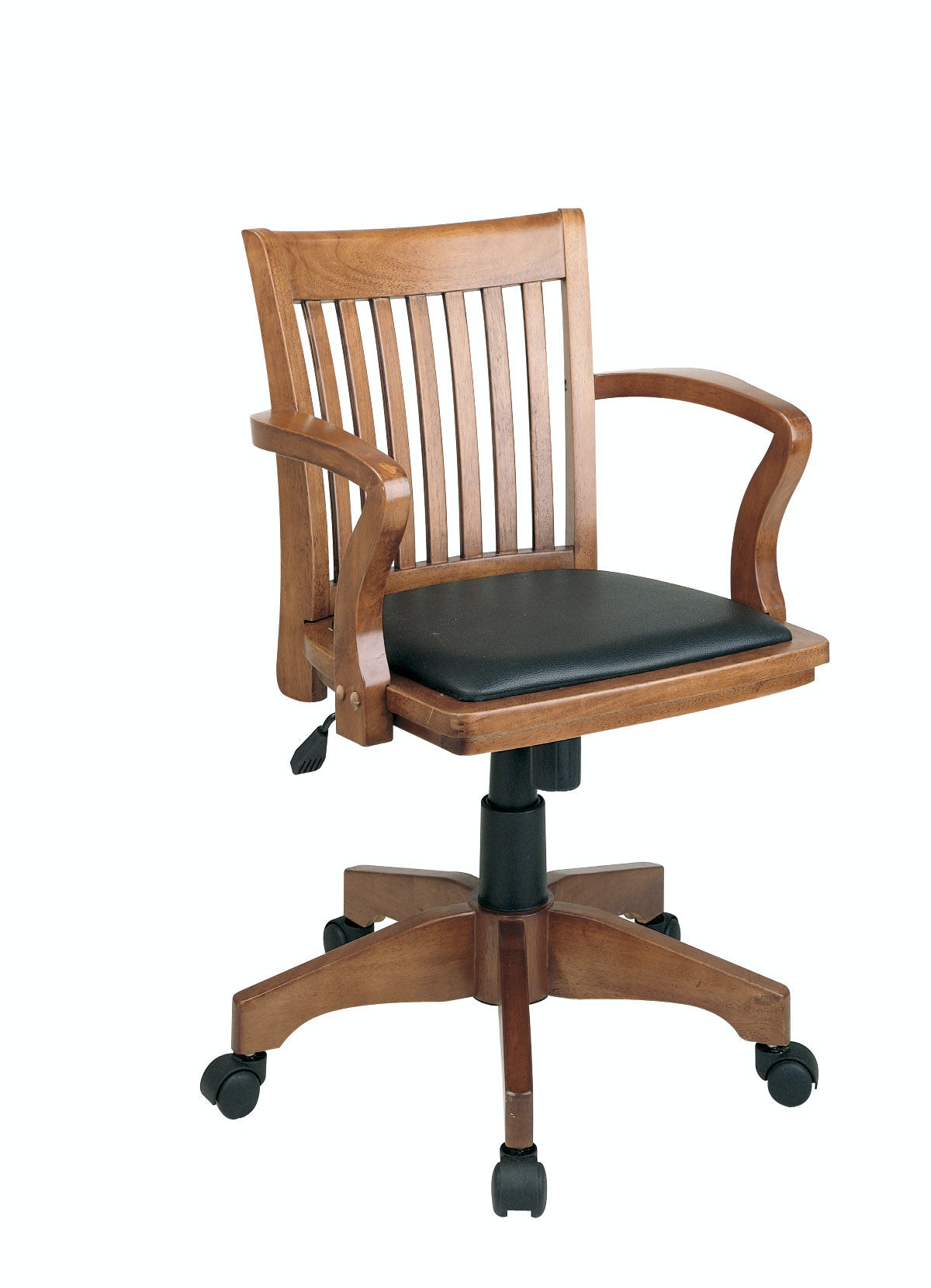 deluxe wood chair
