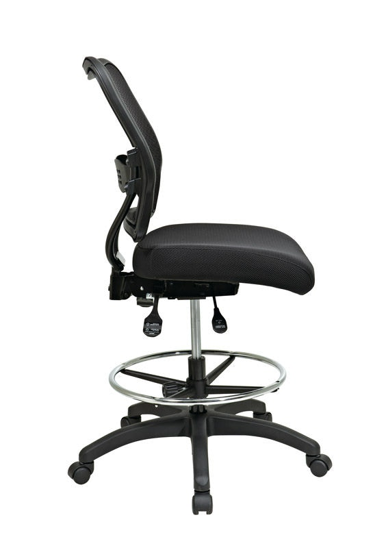 ... Office Star Products Deluxe Ergonomic Drafting Chair 13 37N30D ...