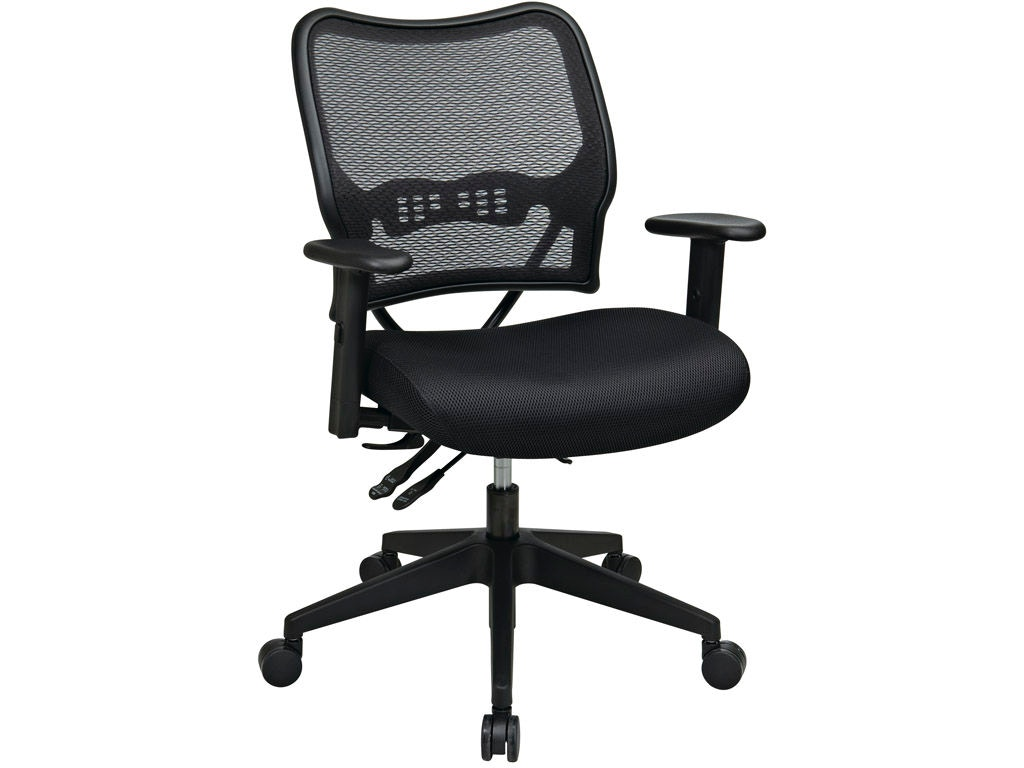 Office Star Products Home Office Deluxe Chair 13 37N9WA