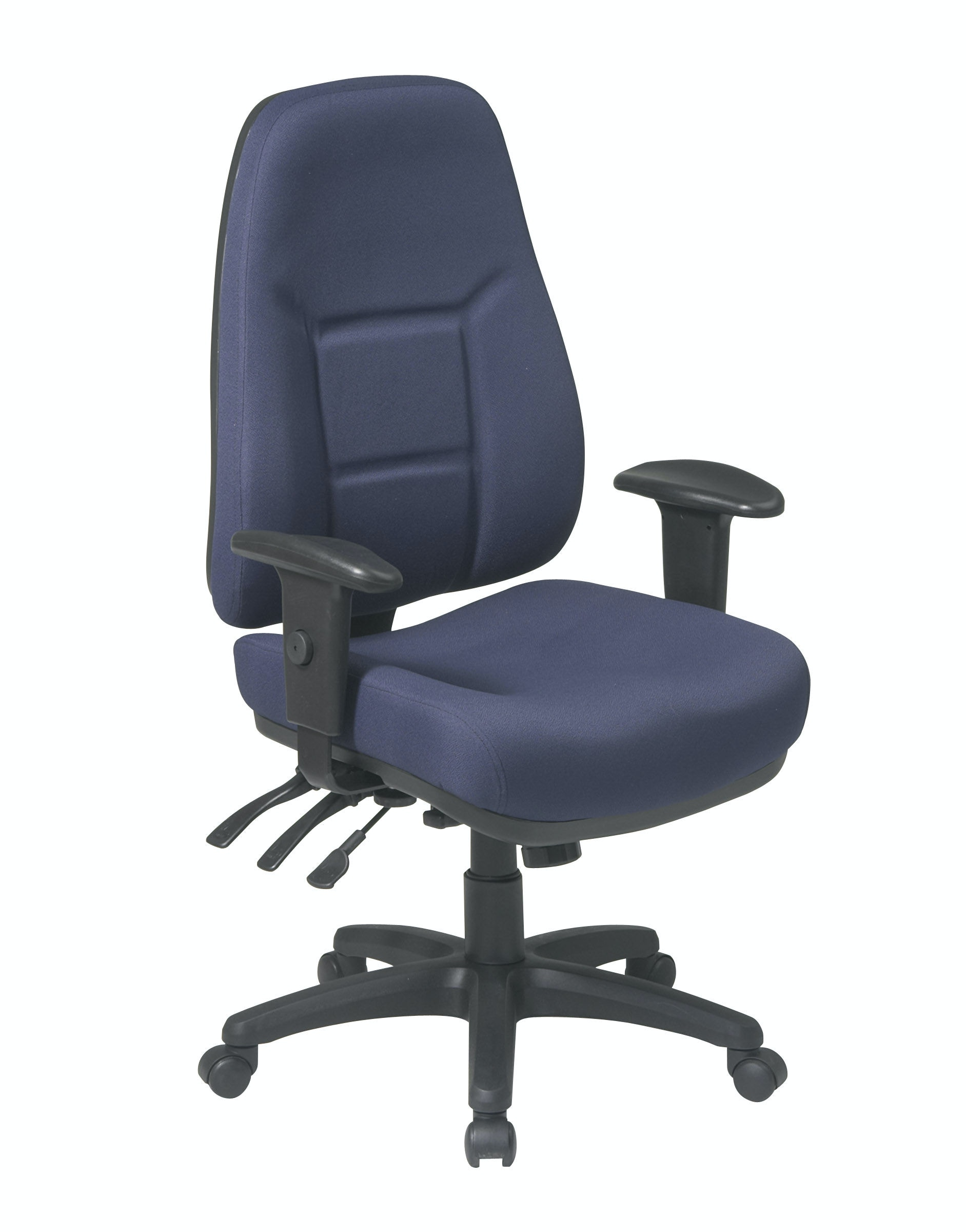 Office Star Products Home Office High Back Multi Function Ergonomic Chair