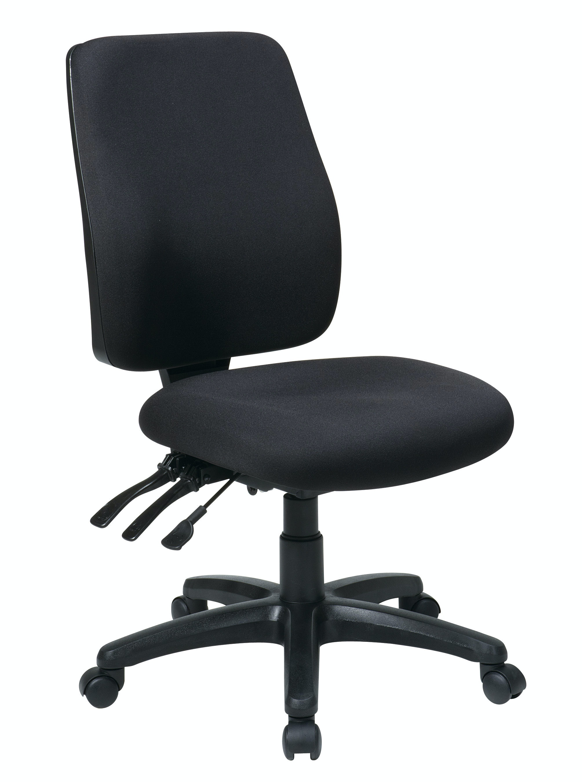 Office Star Products Home Office High Back Dual Function Ergonomic Chair