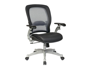 Office Star Products Professional Leather Chair 3680