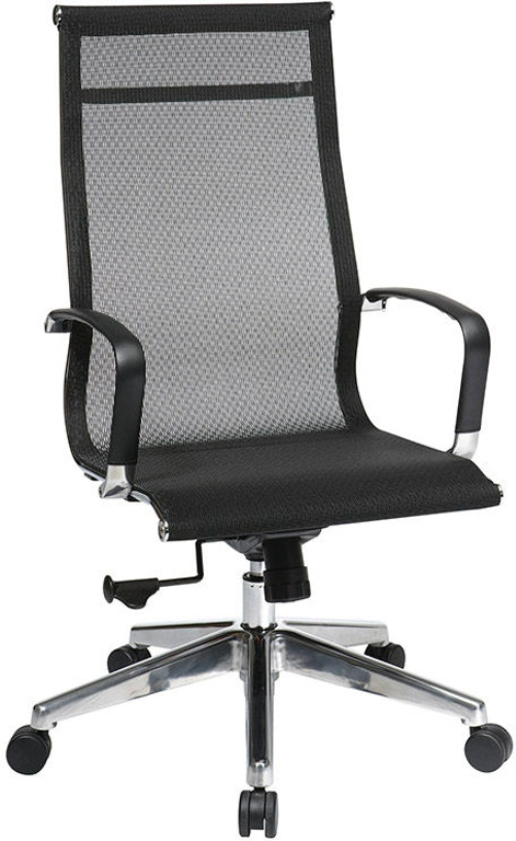 office star products home office high back mesh chair 7360mlt rice