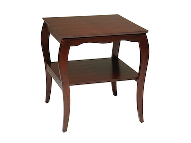 Office Star Products End Table BN09CHY