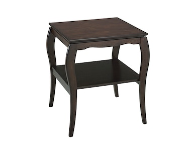 Office Star Products End Table BN09ESP