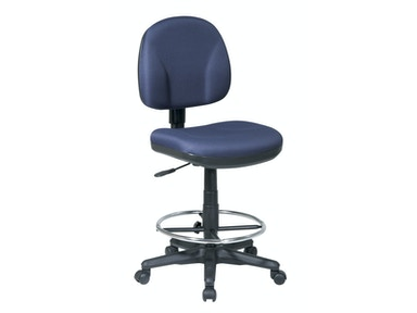 Office Star Products Drafting Chair With Stool Kit DC630-A
