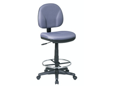 Office Star Products Drafting Chair With Stool Kit DC630-B