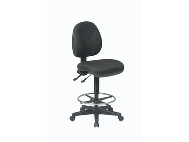 Office Star Products Deluxe Ergonomic Drafting Chair DC940-R