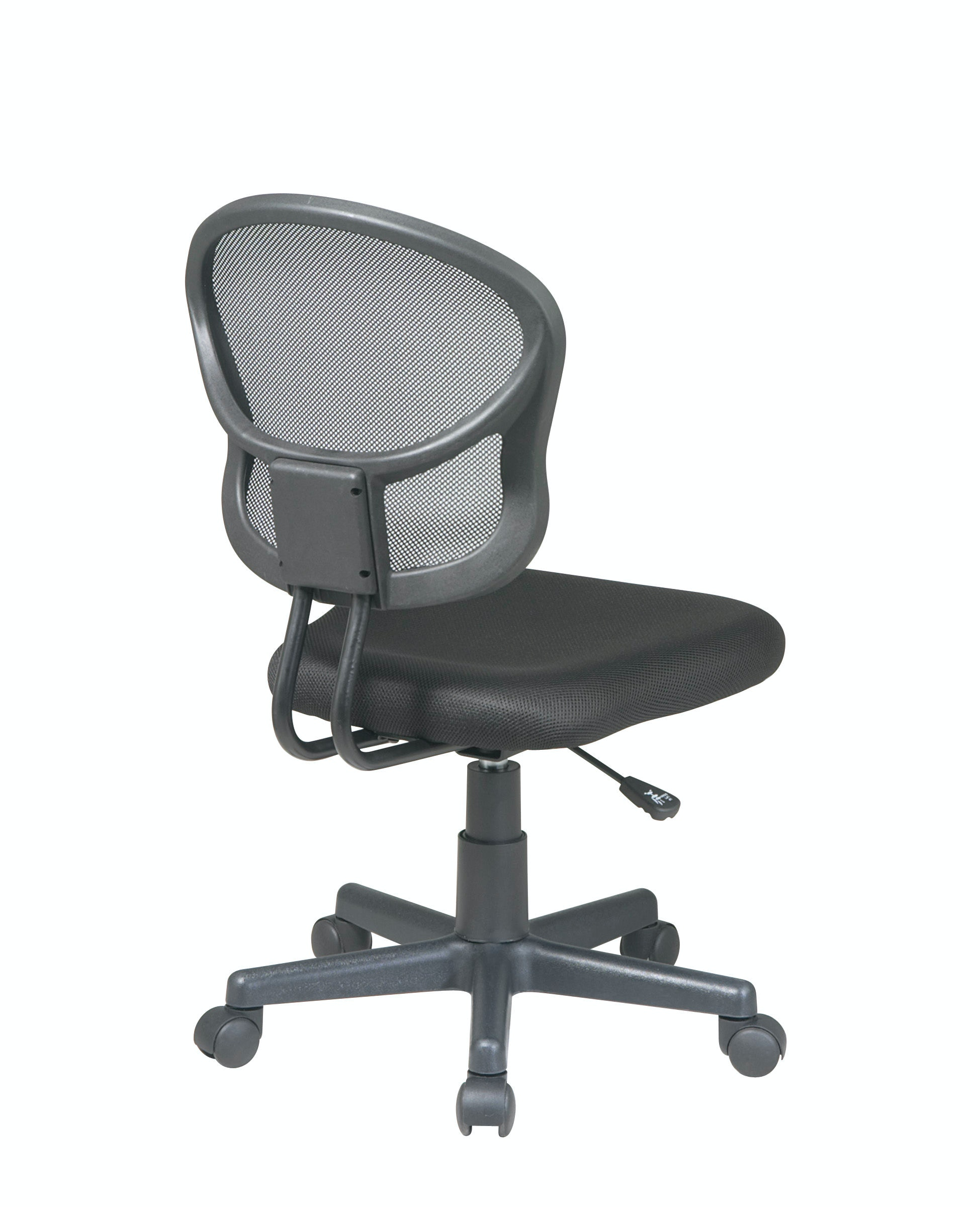 Office Star Products Mesh Task Chair EM398003 Office Star Furniture D47