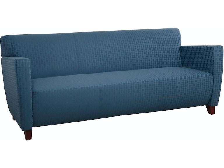 Office Star Products Custom Fabric Sofa Sf8473 A
