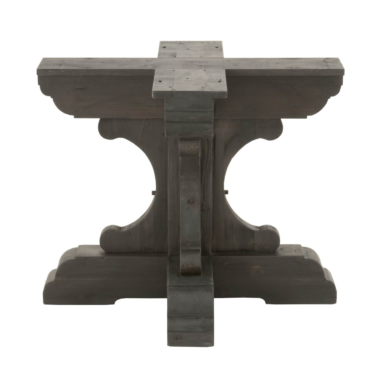 Orient Express Furniture Bastille Round Dining Table Base 8078 RD.