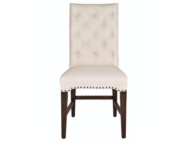 Orient Express Furniture Wilshire Dining Chair (Set of 2) 6027.RJAV/NAT
