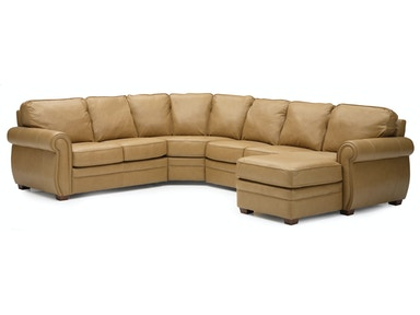 Palliser Furniture Viceroy Sectional 77492 Sectional