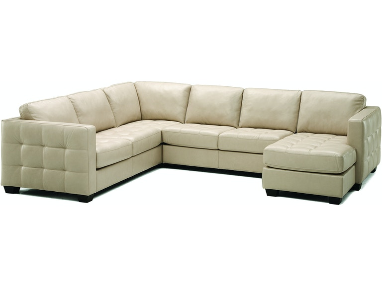 Palliser Furniture Barrett Sectional 77558