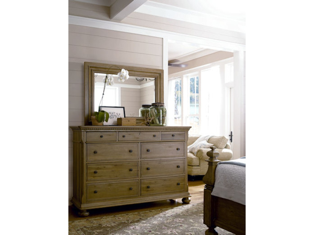 Paula deen by universal bedroom aunt peggy 39 s dresser for Paula deen bedroom furniture