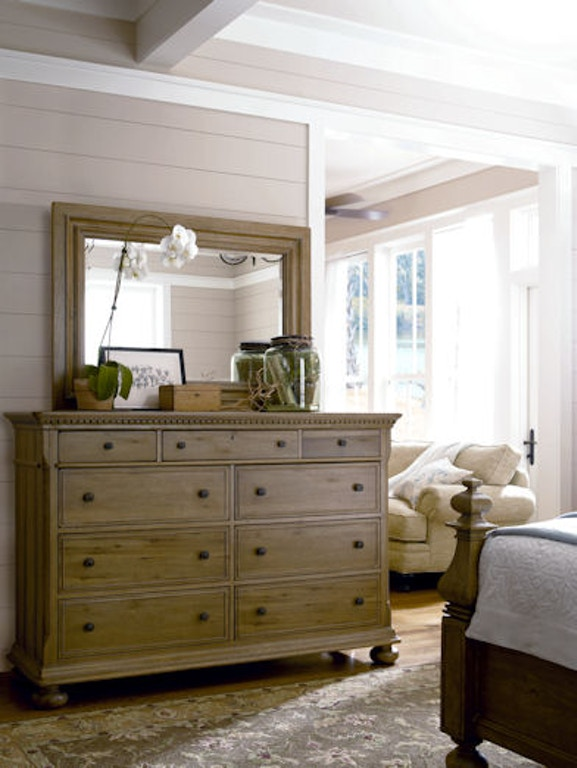 Paula Deen By Universal Bedroom Aunt Peggy 39 S Dresser 192040 Mclaughlins Home Furnishing