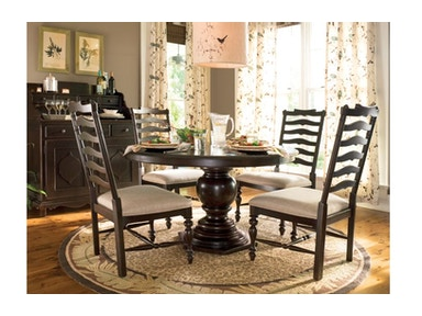 Paula Deen by Universal Round Pedestal Table 932655