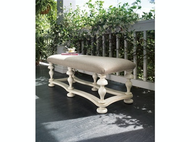 Paula Deen by Universal Bed End Bench 996380-RTA