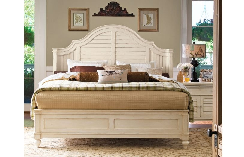 paula deen by universal bedroom steel magnolia bed king 6 off white bedroom furniture malina off white cottage style