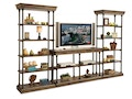 Philip Reinisch Home Entertainment Sonoma TV Console Wood