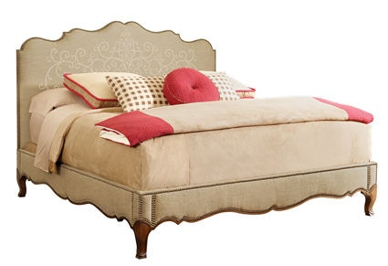 Henredon Bedroom Monroe Bed, 5/0 (Queen) A6800 10