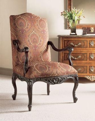 Delicieux Henredon Living Room Cynthia Chair H0091   Lenoir Empire Furniture    Johnson City, TN