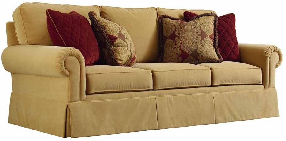Henredon Living Room Fireside Sofa H2700 C Eldredge