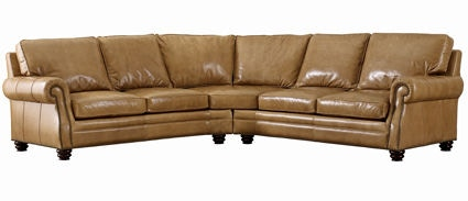 Henredon Living Room IL7970 Sectional | Hickory Furniture Mart | Hickory, NC