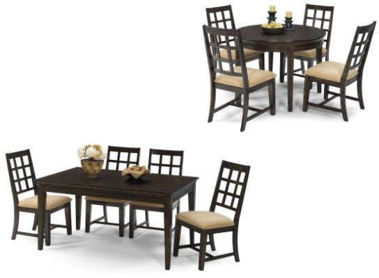 Progressive Furniture Dining Room Rectangular Dining Table  : p107 dining from www.hickoryfurniture.com size 1024 x 768 jpeg 44kB
