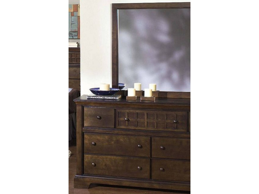 Progressive furniture bedroom drawer dresser p107 23 for Furniture 23