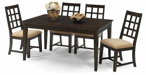 Progressive Furniture Dining Room Rectangular Dining Table  : p107 rectangular table from www.hickoryfurniture.com size 1024 x 768 jpeg 47kB