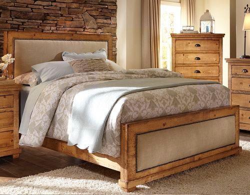 Genial Progressive Furniture Bedroom Queen Upholstered Headboard P608 34    Woodcrafters Furniture   Murray, KY