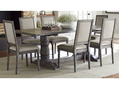 Progressive Furniture Dining Room Counter Table Base P836 12b