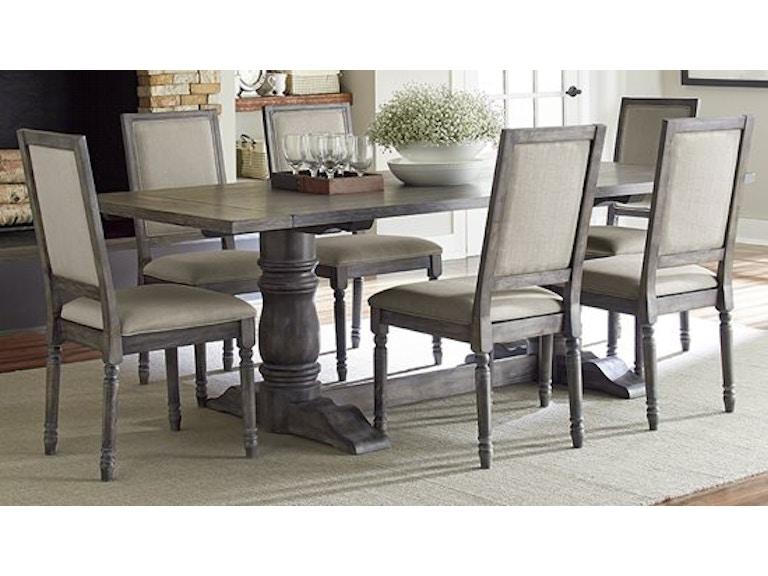 Progressive Furniture Living Room Rectangular Dining Top P836 10T