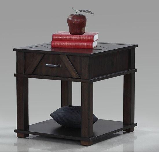 Progressive Furniture Sofa Console Table T437 05