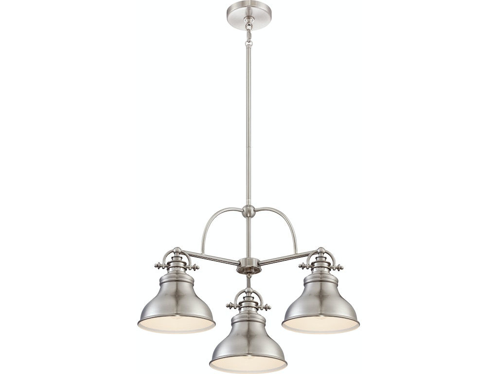 Quoizel Lamps And Lighting Dinette Chandelier ER5103BN