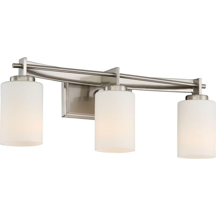 ... Quoizel Bath Light TY8603BN ...