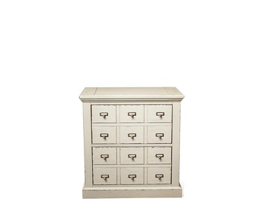Riverside Two Drawer Nightstand 10268