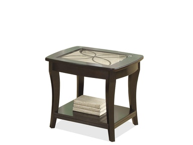 Riverside End Table 12406