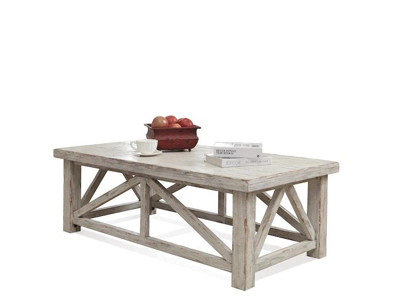 Riverside Living Room Coffee Table 21202 Pamaro Shop Furniture Sarasota And Bradenton Fl