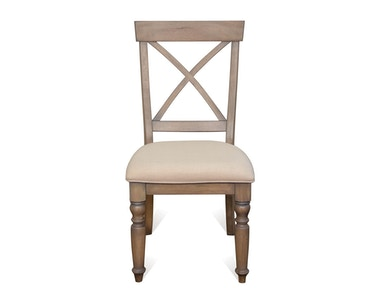 Riverside X-Back Side Chair 21358