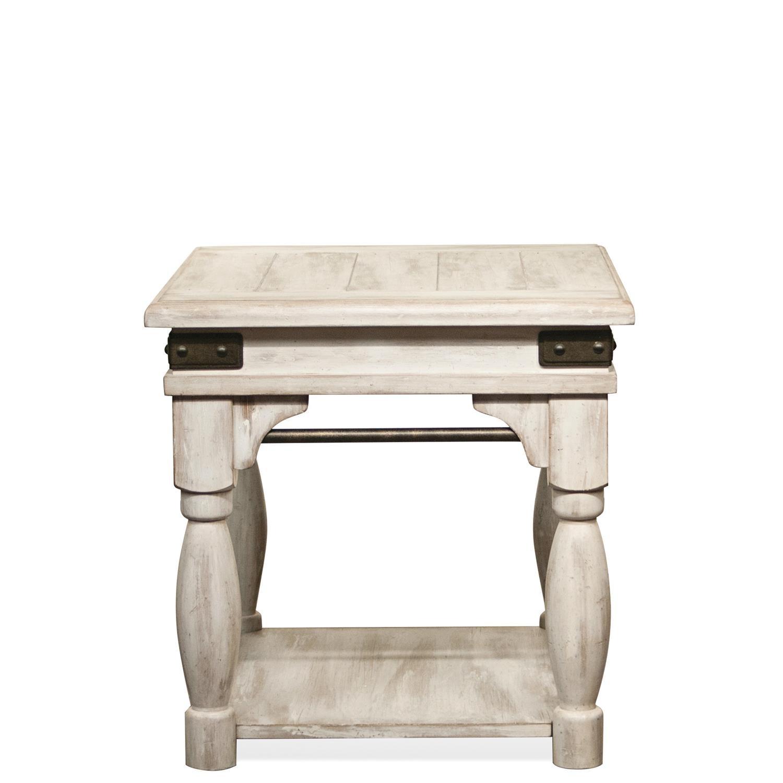 Riverside Living Room Side Table 27309 Schmitt Furniture Company