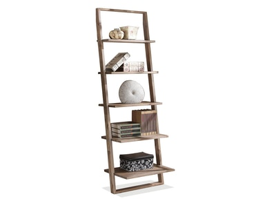 Riverside Leaning Bookcase 27737