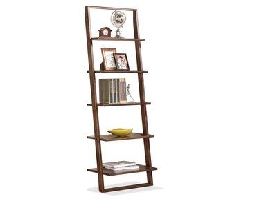 Riverside Leaning Bookcase 27837