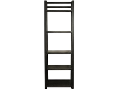 Riverside Leaning Bookcase 28238