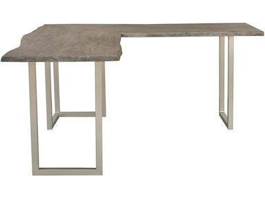 Riverside Home Office L Desk Base 49733 North Carolina Furniture