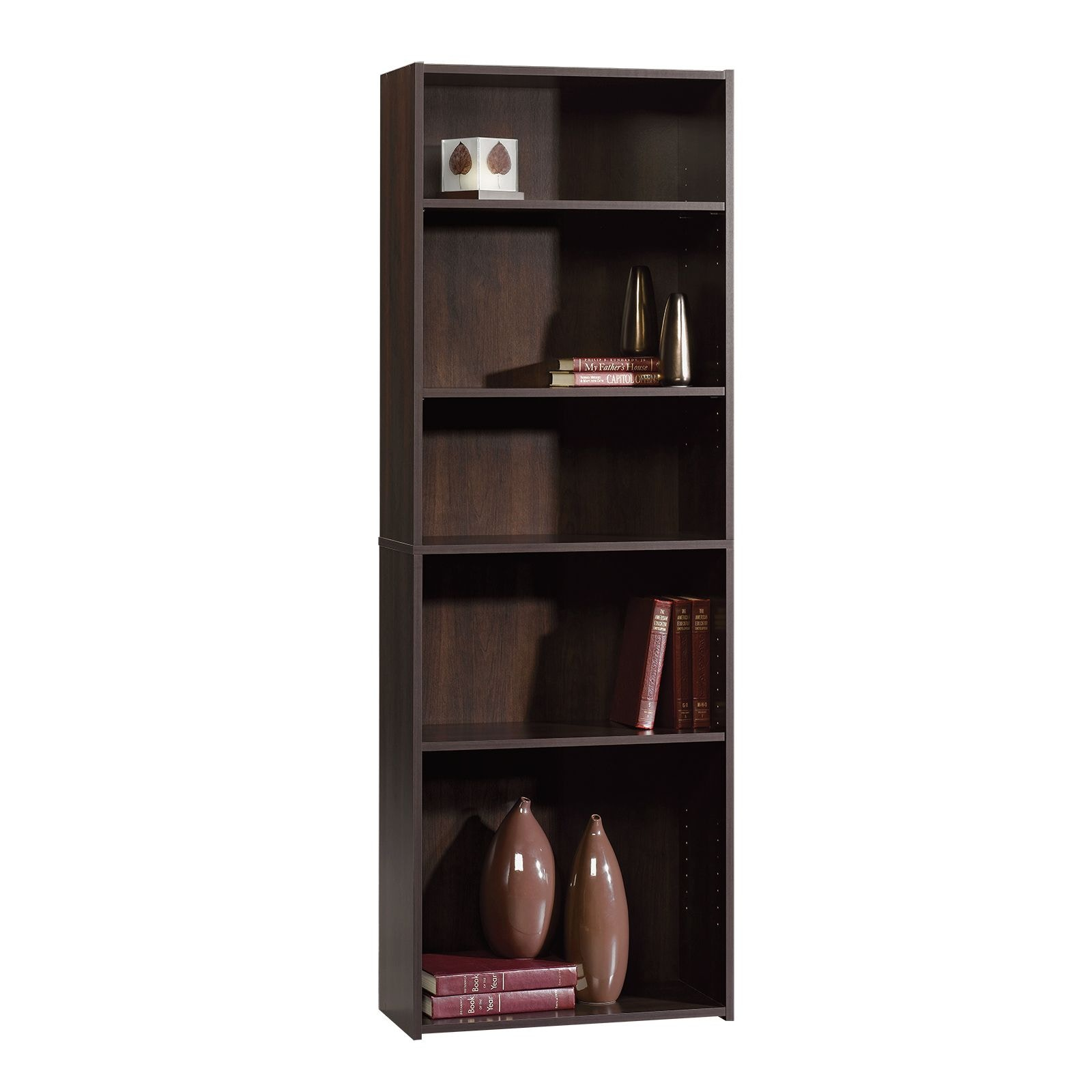 Sauder 5 Shelf Bookcase 409090
