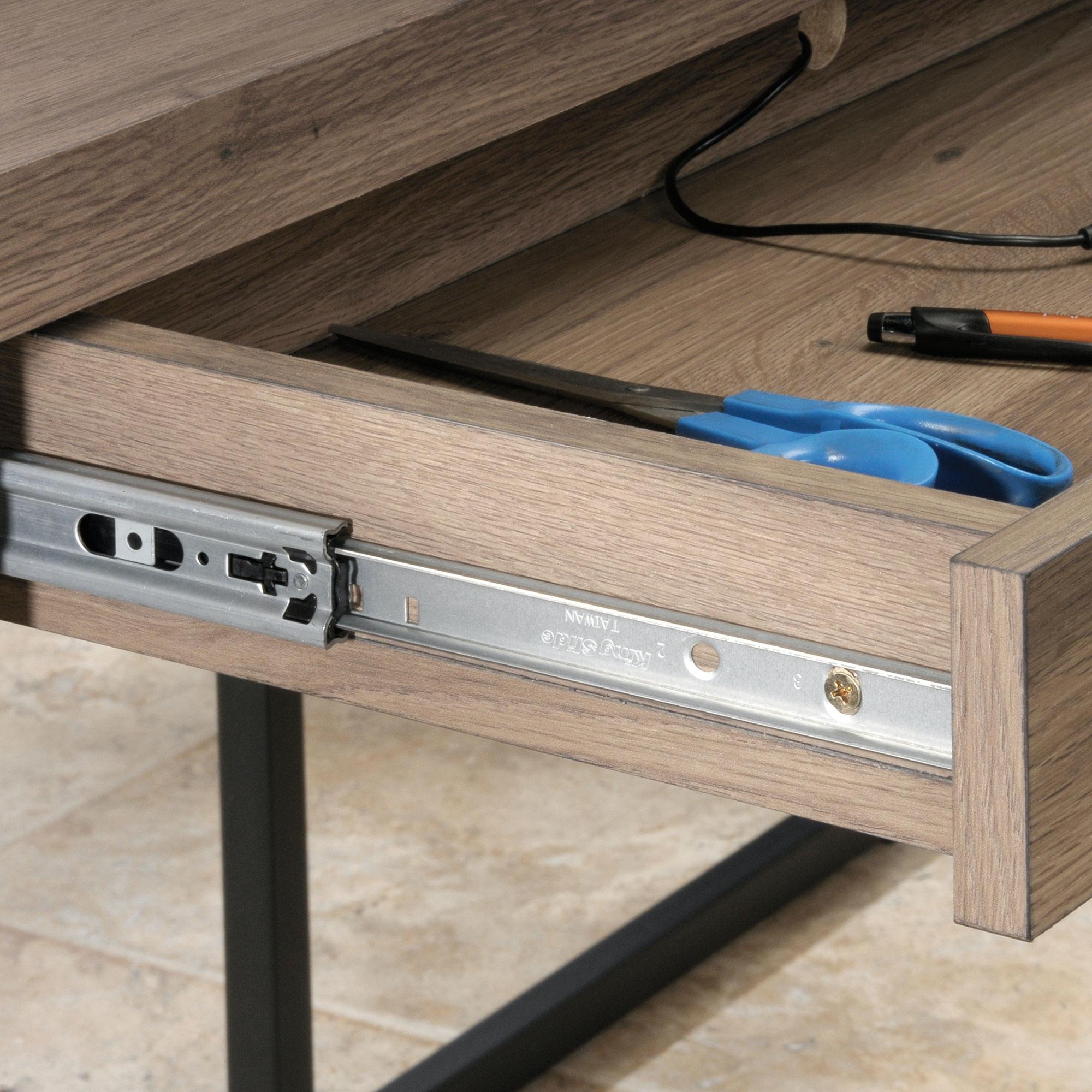 ... Sauder L Shaped Desk 414417 ...