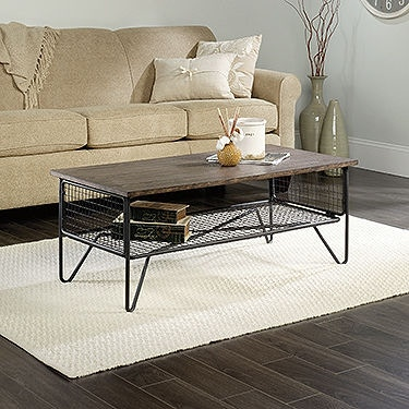 Sauder Living Room Coffee Table 420245 At New Ulm Furniture Co.